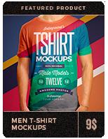 Urban T-Shirt Mockups - 4