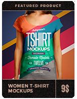 Urban T-Shirt Mockups - 5
