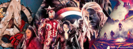 "25 Great ""The Avengers: Age of Ultron"" Artworks & Graphics"