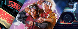 "25 Heavy ""Back To The Future"" Artworks & Graphics"
