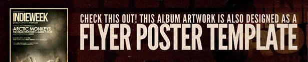 Indie CD Album Artwork Vol. 2