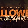 Halloween Graphic Design Resources Collection